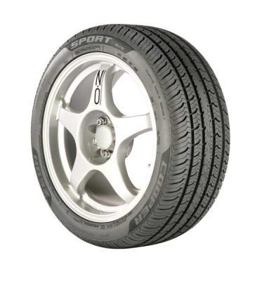 Cooper Zeon Sport A/S 25507 Tires