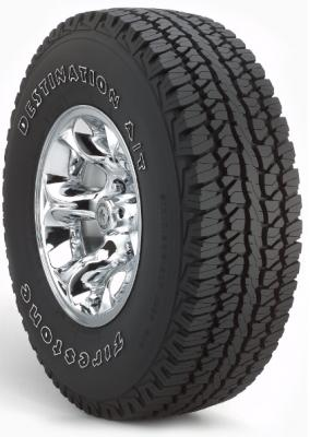 Firestone Destination A/T 211512 Tires