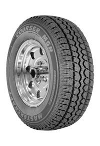Mastercraft Courser MSR 03722 Tires