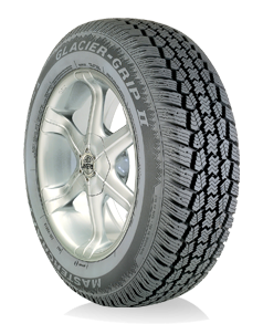 Mastercraft Glacier Grip II 03841 Tires