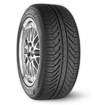 Michelin Pilot Sport A/S Plus 80289 Tires