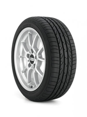 Bridgestone Potenza RE050 RFT/MOE with Uni-T 119423 Tires