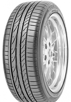 Bridgestone Potenza RE050A RFT/MOE/II with Uni-T 119431 Tires